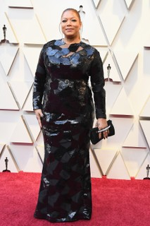 Queen Latifah veste Michael Costello