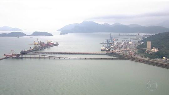 Porto de Itaguaí, no Rio, bate recorde de apreensão de contrabando