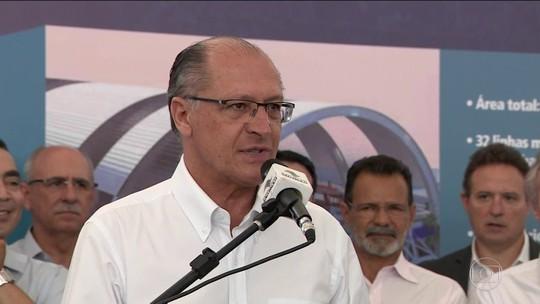 Tucano que votar contra reforma da Previdência será punido, diz Alckmin