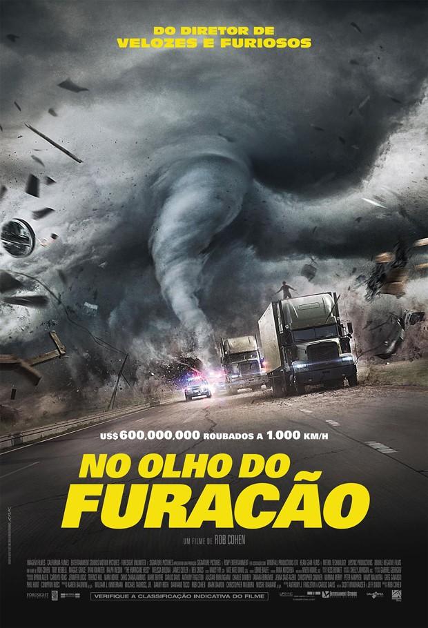 """Filme """"No olho do furacão"""" (Foto: Divulgação)"""