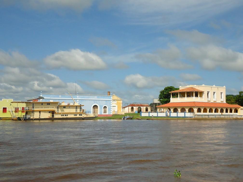 Um dos principais pontos de turismo é a fazenda Descalvados — Foto: Eunice Ramos/ TVCA