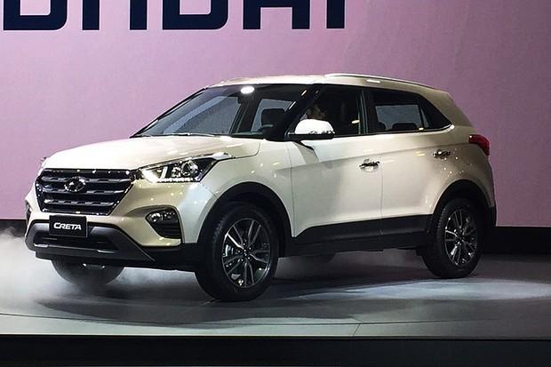 Hyundai Creta 233 Apresentado Como Suv E Como Picape Auto