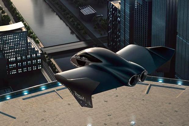 Porsche voador será feito em conjunto com a Boeing (Foto: Divulgação)