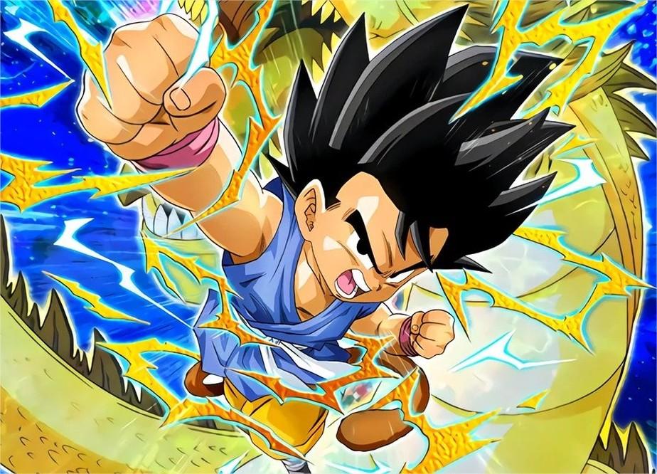 Dragon Ball FighterZ: Goku De Dragon Ball GT é Confirmado