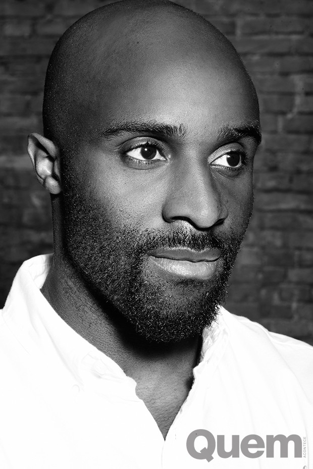 Toby Onwumere (Foto: Marcio Del Nero)