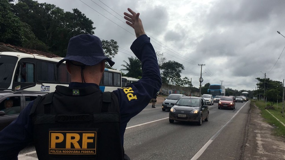 -  Movimento tranquilo na rodovia BR-316, na região metropolitana de Belém.  Foto: Tarso Sarraf / O Liberal