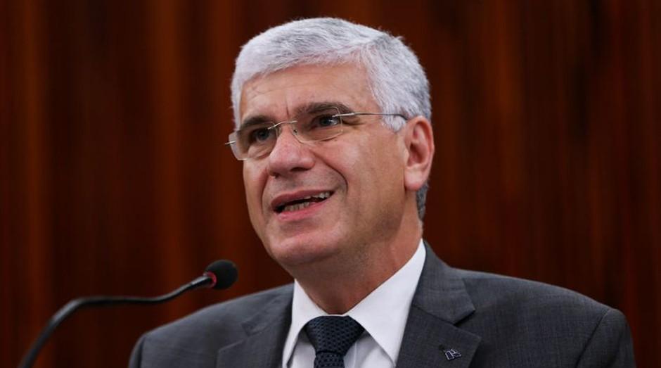 O secretário da Receita Federal, Jorge Rachid (Foto: Agência Brasil)
