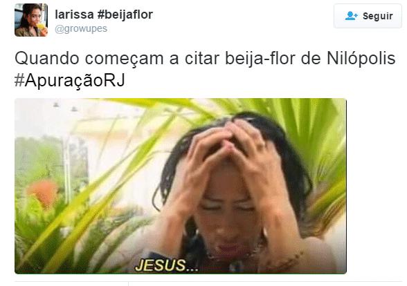 meme carnaval 3 (Foto: Reprodução/Twitter)