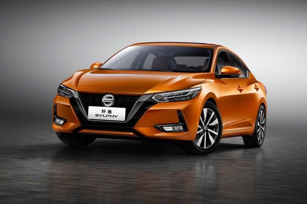 Novo Nissan Sentra surge bem mais esportivo em Xangai ...