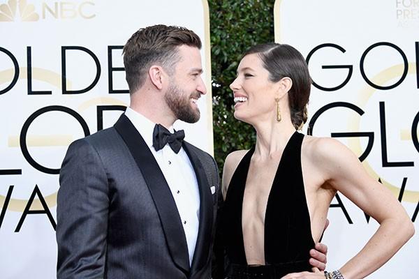 Jessica Biel e Justin Timberlake (Foto: Getty Images)