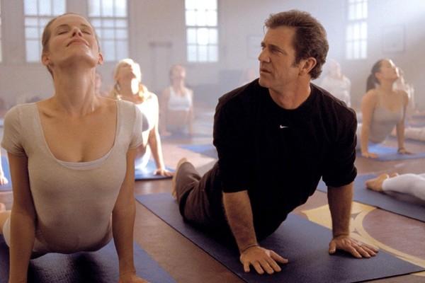O ator Mel Gibson em cena de Do que as Mulheres Gostam (Foto: Reprodução)