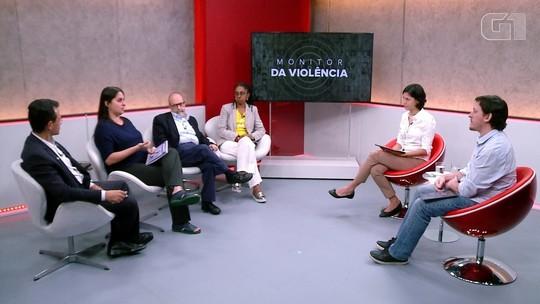 Programa do G1 debate epidemia de violência no Brasil; reveja