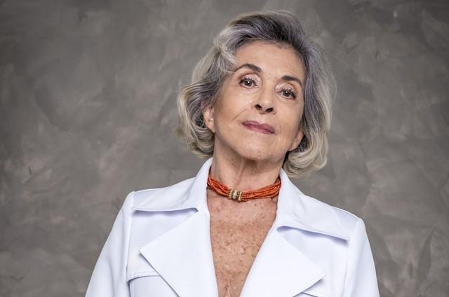 Betty Faria (Foto: João Cotta/TV Globo)