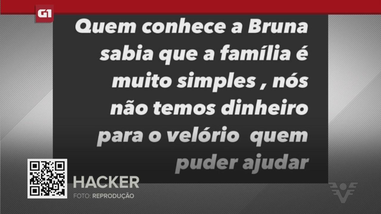 G1 em 1 Minuto - Santos: Hacker invade perfil de influencer e divulga que ela morreu