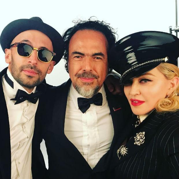 festa oscar (Foto: JR/Reprodução Instagram)