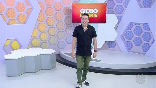 Globo Esporte MS - sexta-feira - 22/03/19