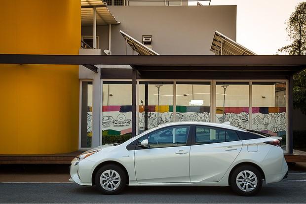 Toyota Prius 2016 (Foto: Toyota)