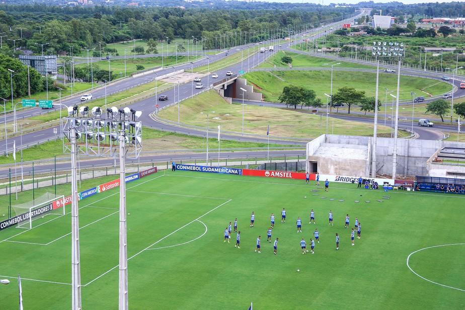 Com garantia de Renato, Grêmio enfrenta o Libertad para definir futuro na Libertadores