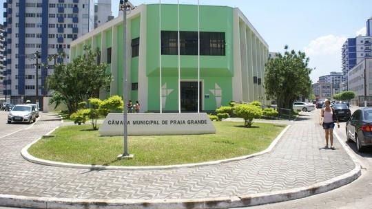 Foto: (Divulgação/Câmara de Praia Grande)