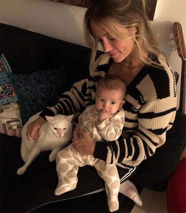 Juliana Didone e a filha, Liz (Foto: Reprodução/Instagram)