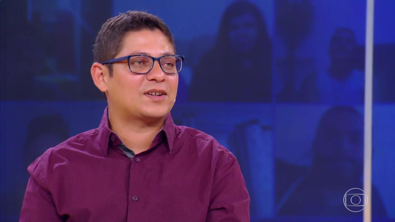 Sérgio Ferreira continua no desafio do 'Quem Quer Ser Um Milionário'