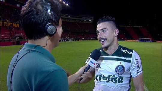 """Willian: """"O Brasileiro é muito disputado. Tudo embolou agora"""""""