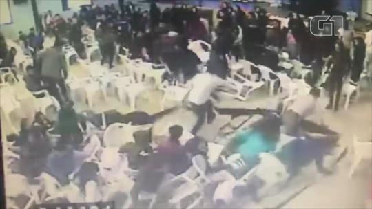 Jovem morto na China, confronto em barreira da PF, queda de piso em escola e outras notícias da semana no RS