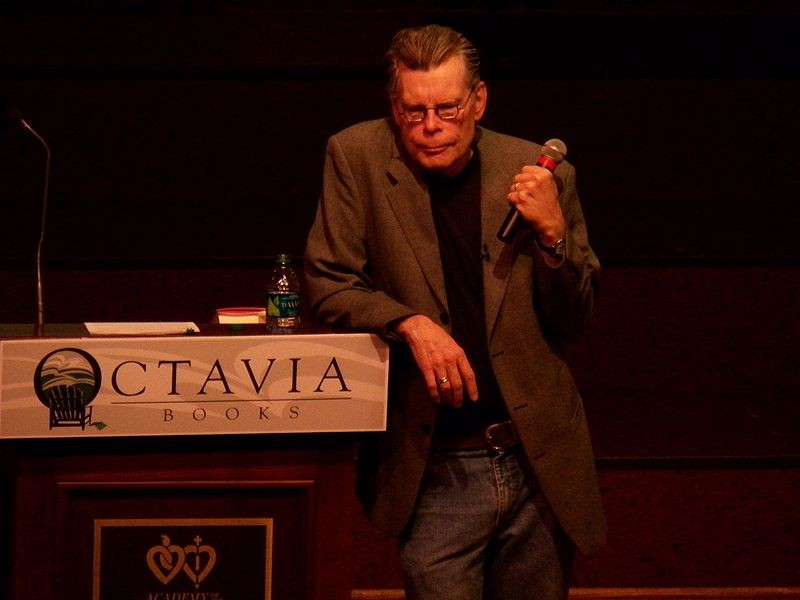 Stephen King (Foto: Stephanie Lawton/ Wikimedia Commons)