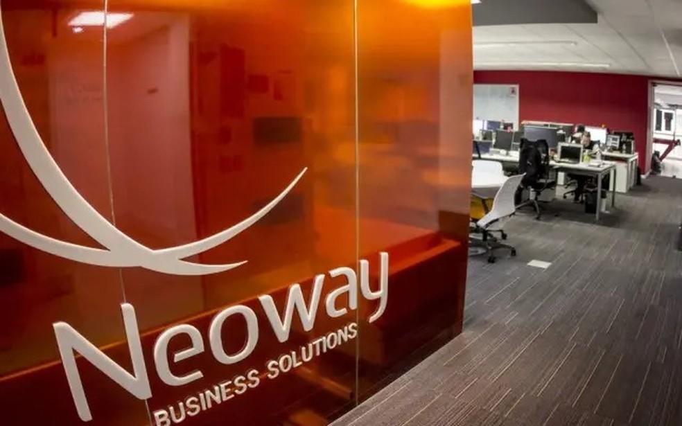 Neoway, empresa catarinense da área de tecnologia de big data e inteligência artificial para negócios — Foto: Divulgação