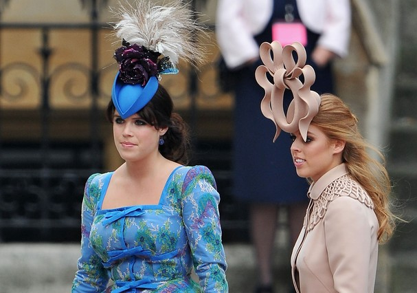 Princesas Eugenie e Beatrice (Foto: Getty Images)