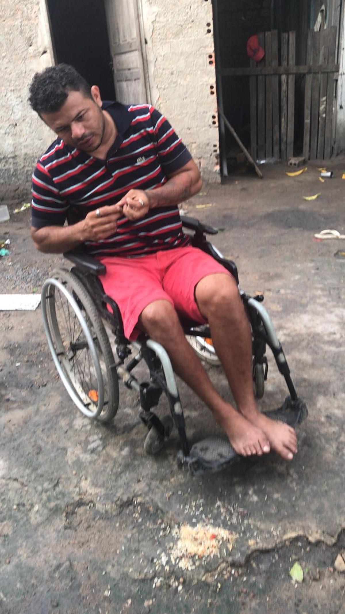 Ex-presidiário cadeirante é preso suspeito de comandar tráfico e ações criminosas em Roraima