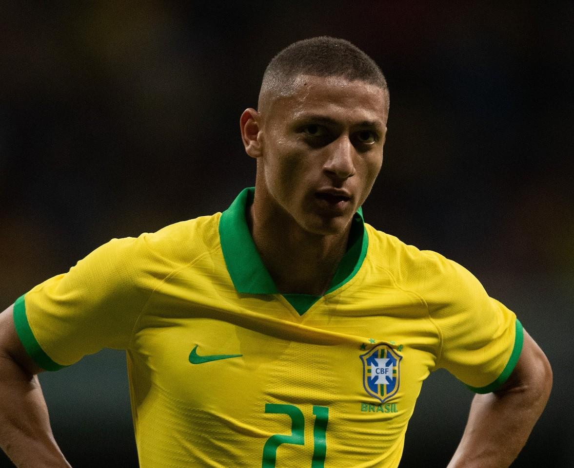 Richarlison, atacante da seleção brasileira