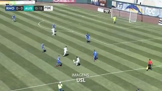 Conca dá passe para Kleber Gladiador marcar o primeiro gol da história de clube americano; veja no BMFC