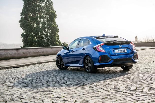 Honda Civic Europeu (Foto: divulgação)