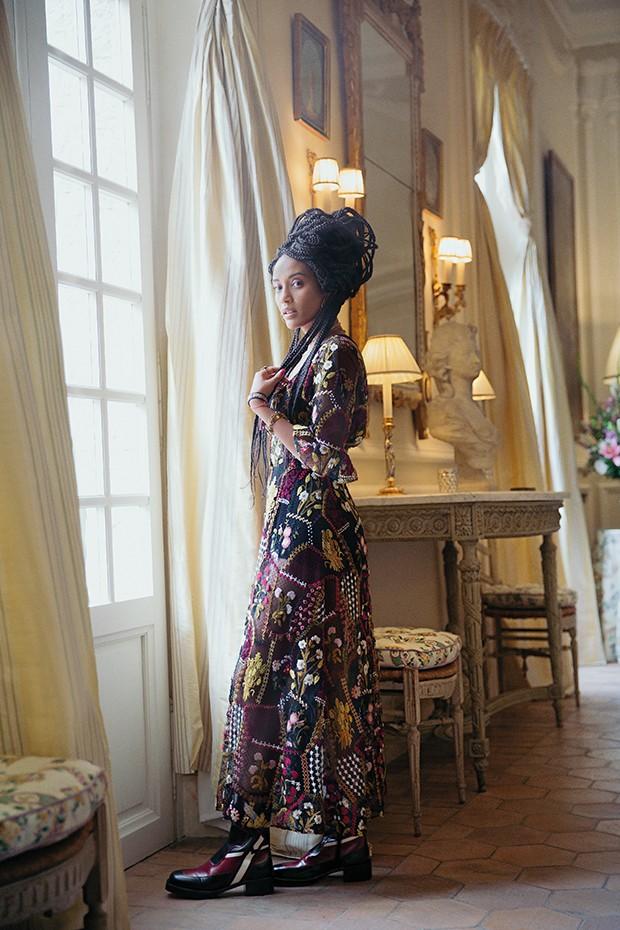 Taís veste Dior em todas as fotos (Foto: .)