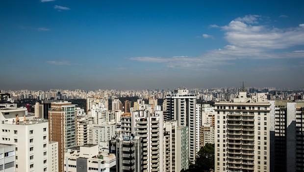 Venda de imóveis novos na cidade de São Paulo (Foto: Kelsen Fernandes/Fotos Públicas)