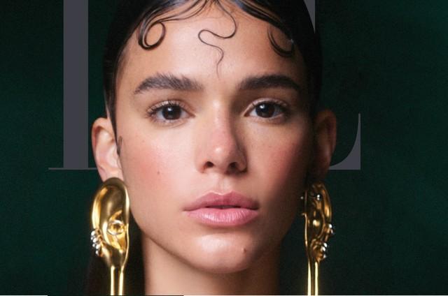 Bruna Marquezine (Foto: Divulgação/Revista Elle)