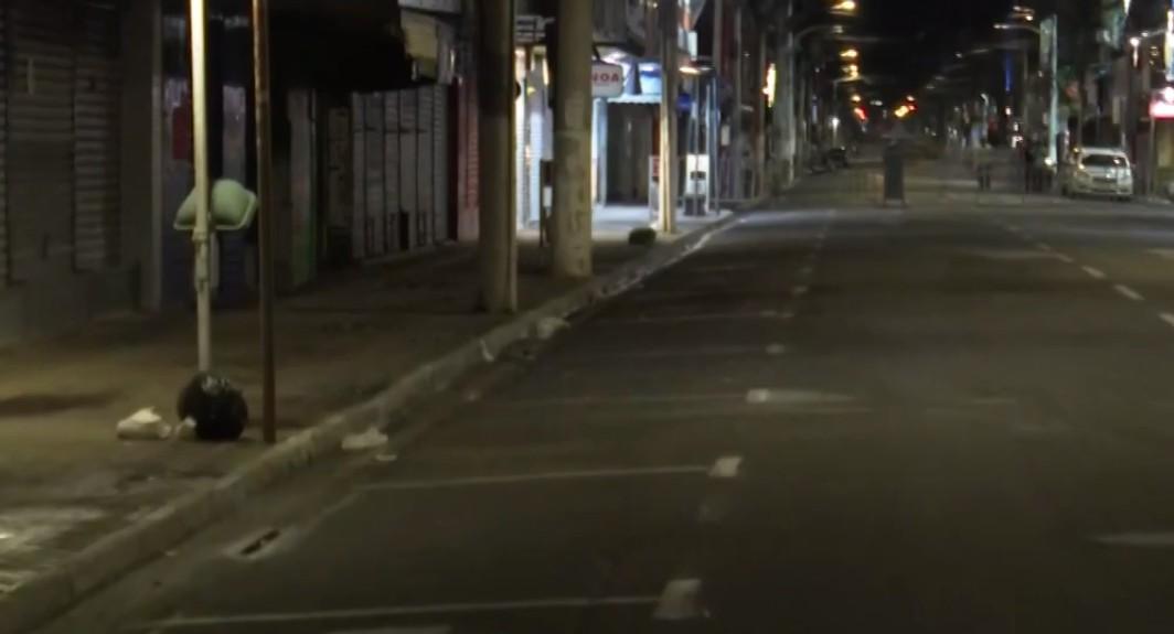 Prefeitura de Itabuna, no sul da BA, prorroga toque de recolher sem data para término