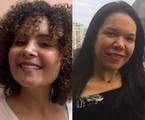 Renata Andrade e Thais Pontes, roteiristas da Globo | Reprodução