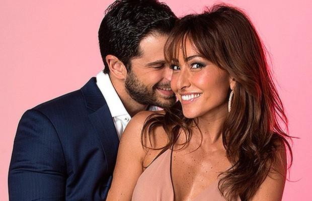 Sabrina Sato e Duda Nagle (Foto: Marcos Rosa/Ed. Globo)
