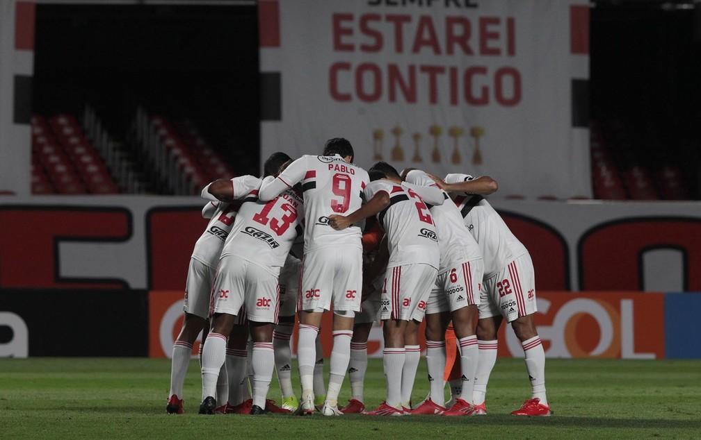 São Paulo encara o Atlético-MG na próxima rodada do Brasileirão — Foto: Rubens Chiri / saopaulofc