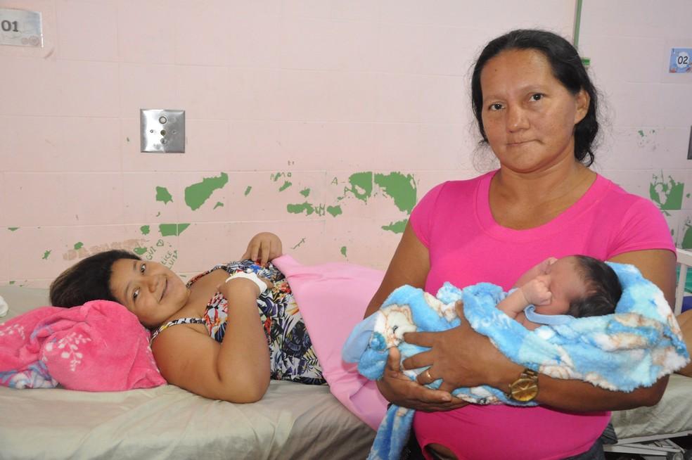 dsc 0180 - Grávida dá à luz trigêmeos em parto complexo em Santarém: 'questão de minutos', diz médico