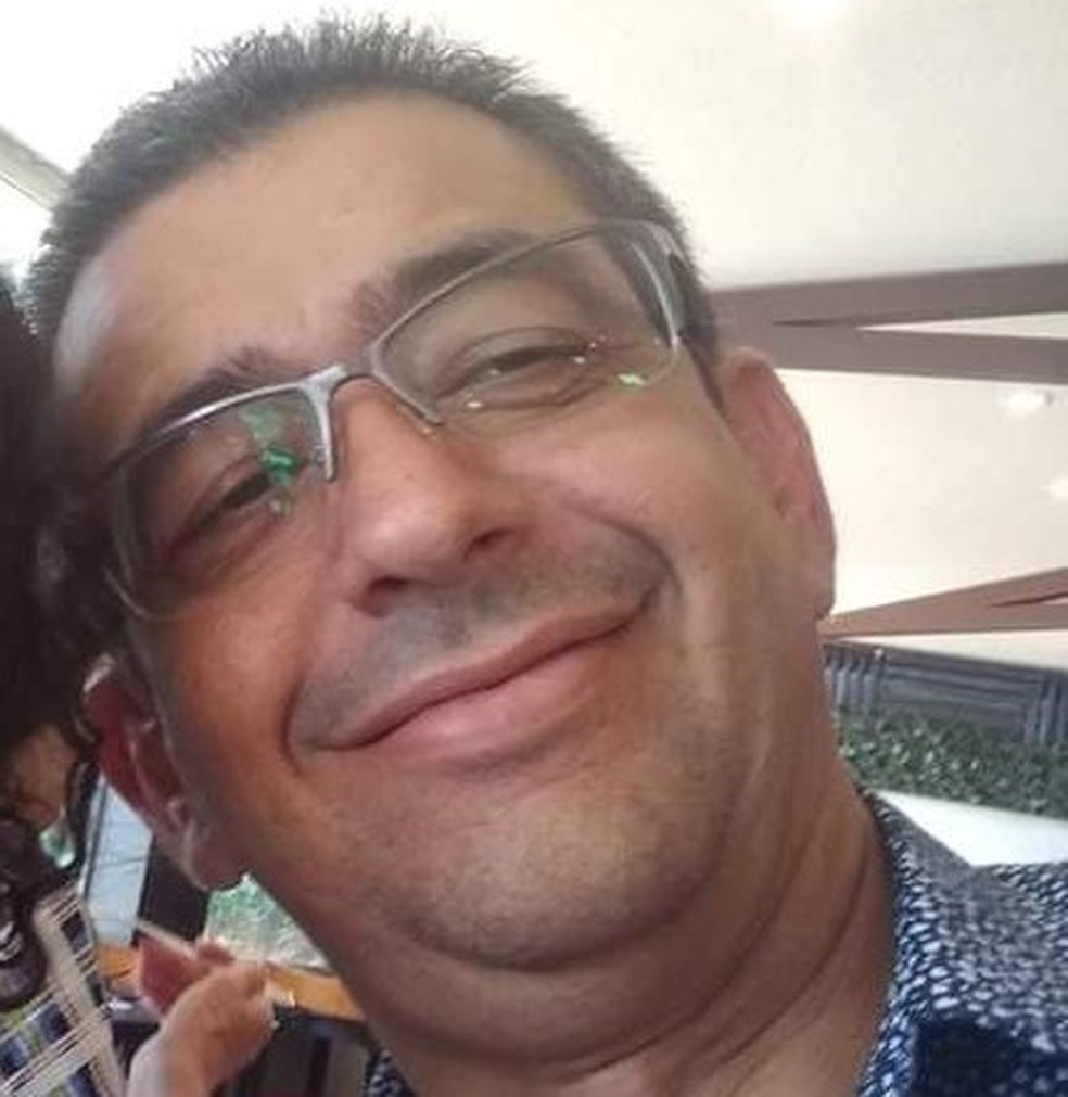 Professor Odailton Charles de Albuquerque Silva — Foto: Reprodução