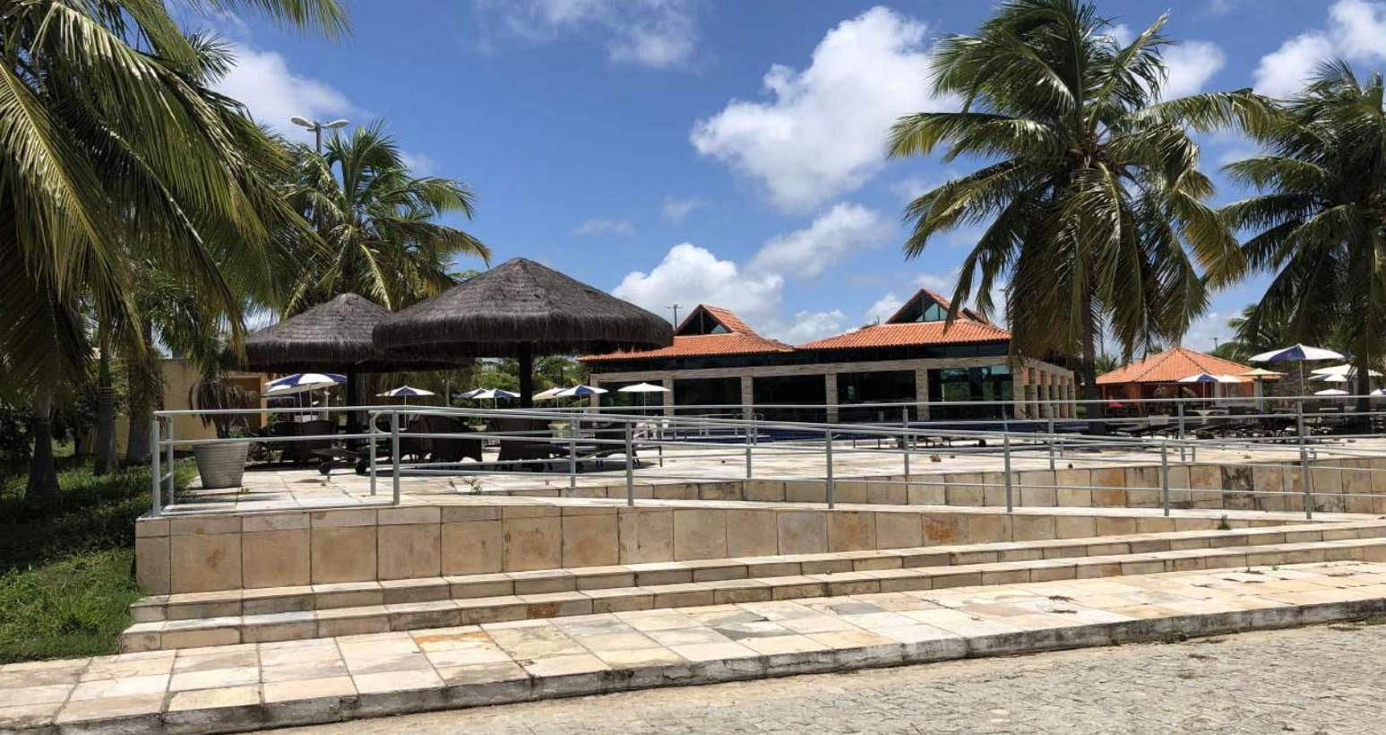Hotel Mussulo é leiloado por R$ 7,5 milhões pela Justiça do Trabalho