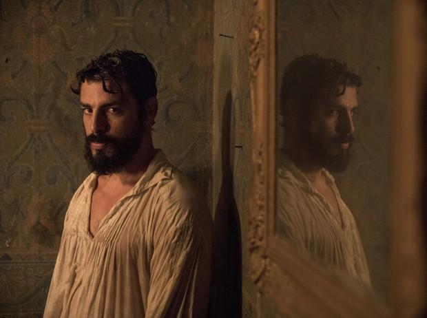 Cauã Reymond como D; Pedro I (Foto: Divulgação/Fabio Braga)