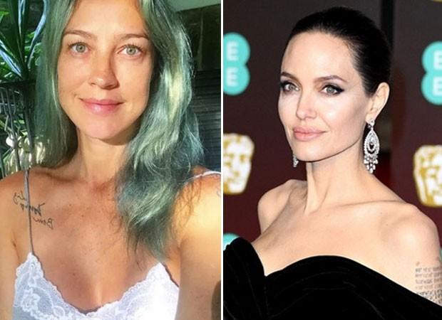 Luana Piovani critica magreza de Angelina jolie (Foto: Reprodução)