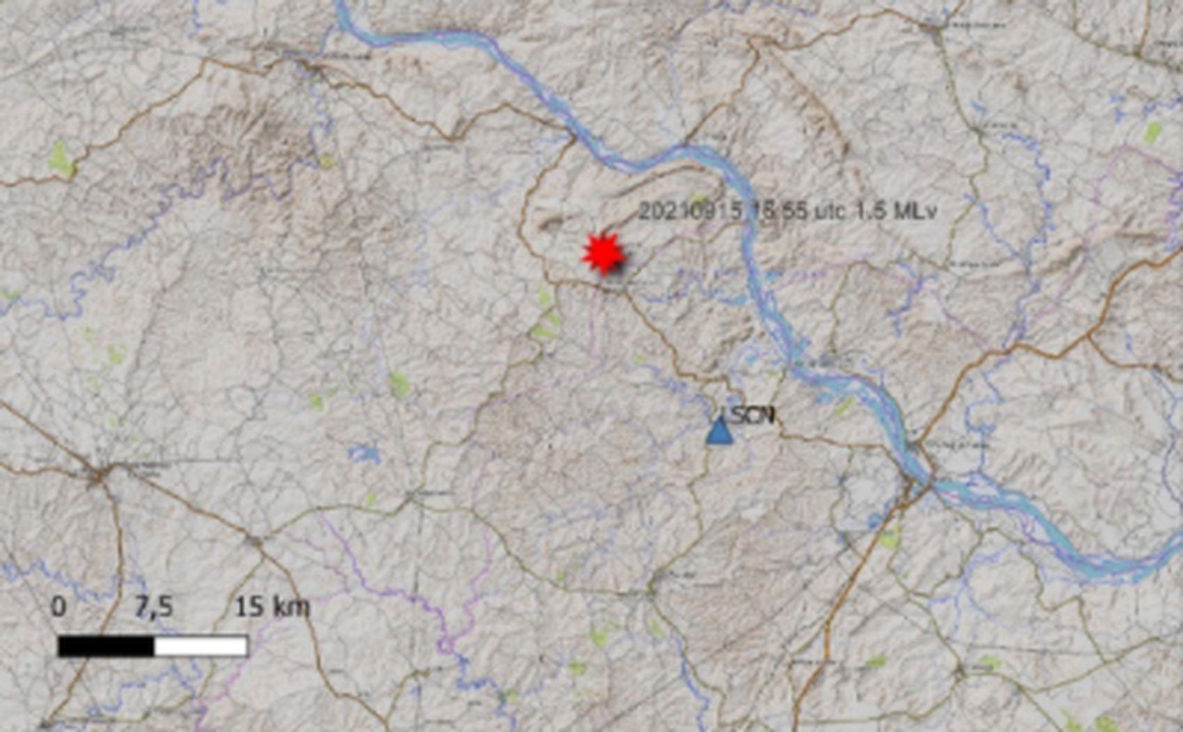Tremor de terra é registrado no município de Gararu