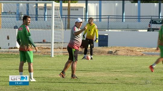 Presidente do Petrolina garante presença de Neco na partida de domingo contra o Sport