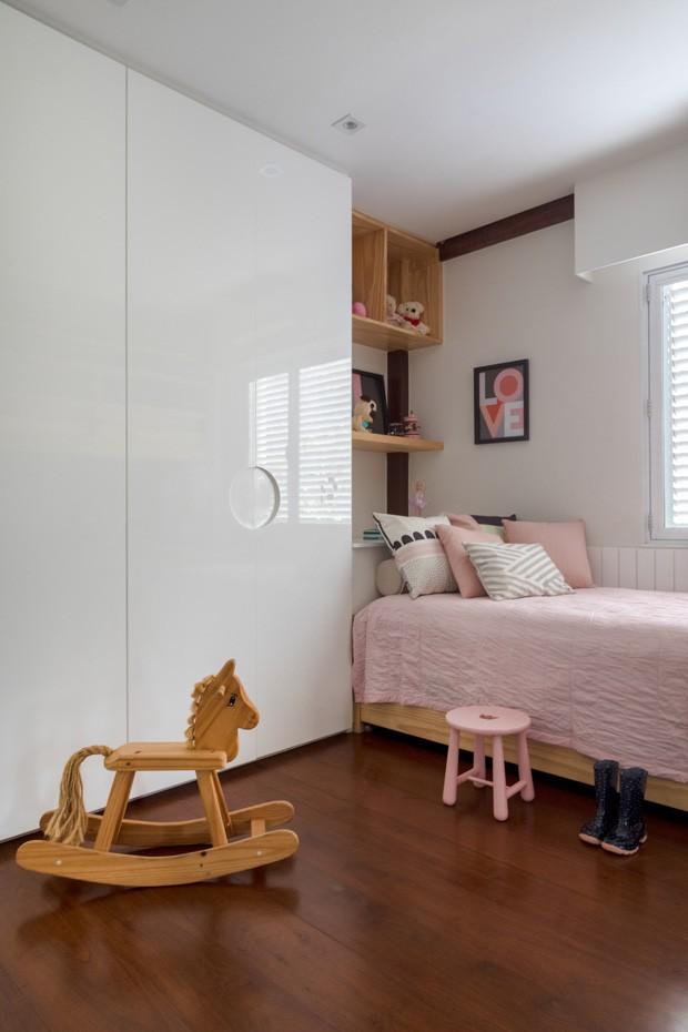 Integração e décor rústico renovam casa no Rio (Foto:  André Nazareth/Divulgação)