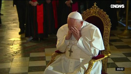 Papa faz apelo para a Bulgária não fechar as portas para imigrantes